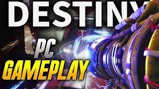 Destiny 2: WORLDS FIRST DESTINY 2 PC GAMEPLAY FOOTAGE! (Destiny 2 PC Gameplay)