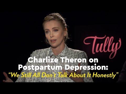 Charlize Theron on Postpartum Depression: