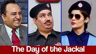 Khabardar Aftab Iqbal 5 January 2017 - The Day of the Jackal - Express News