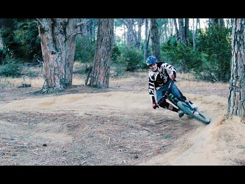 Pottie's How To: Riding a Berm
