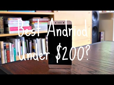 Best Andriod Under $200? Le Eco Le Max 2 Review