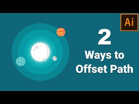 2 Methods to Offset Path in Adobe Illustrator