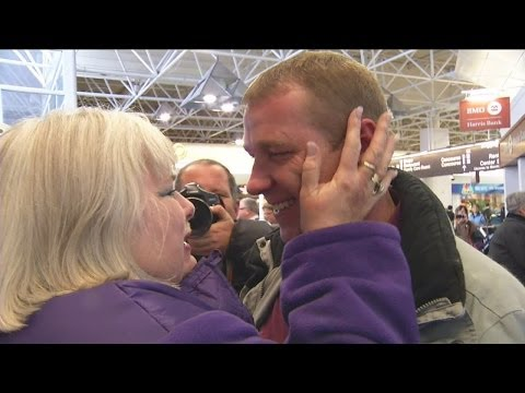 Adopted man, birth mother meet for first time in 42 years