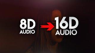 Billie Eilish - bad guy [16D AUDIO | NOT 8D] 🎧