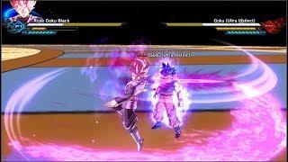 Ultra Instinct Goku VS Hit (Dragon ball Xenoverse 2 MODS)
