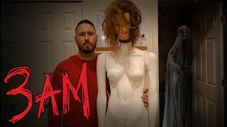 HAUNTED MANNEQUIN ONE MAN HIDE AND SEEK ( 3AM CHALLENGE )