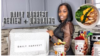 EASY HEALTHY WEIGHT LOSS MEALS   DAILY HARVEST HONEST REVIEW