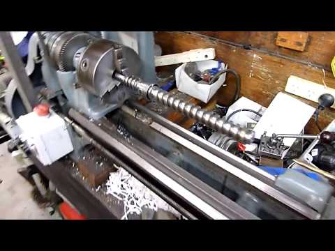 Old English Milling Machine Vise Cleanup