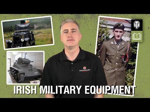 Chieftain Talks: Irish Military Equipment