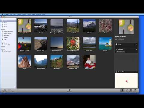 How to Import from Photo Stream: iPhoto for Mac Tutorial