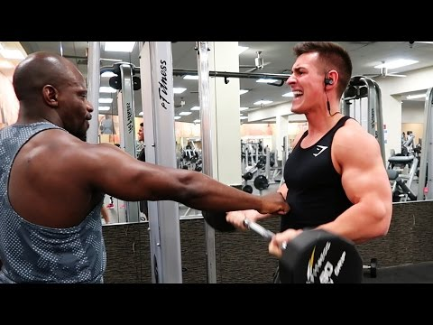 HOW TO GET RIPPED ARMS!