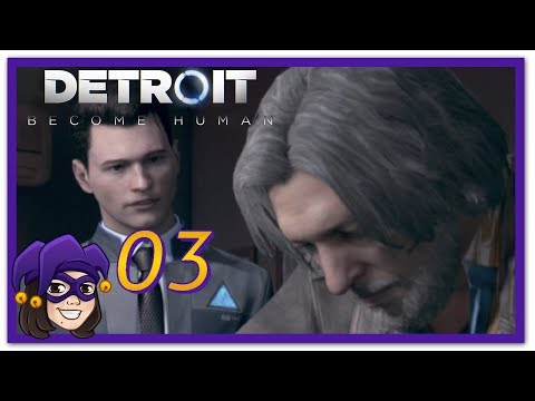 Lowco Plays Detroit: Become Human (Part 3)