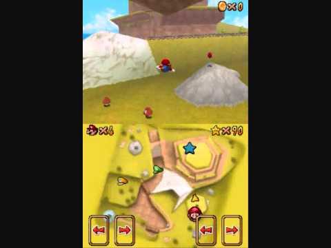 Super Mario 64 DS - Fence Flying Glitch
