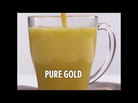 How to Make Golden Milk Tea   Cooking Light
