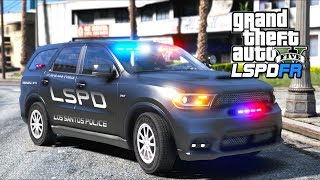 GTA 5 - LSPDFR #219 - Entire Toronto Police Force For One Guy!