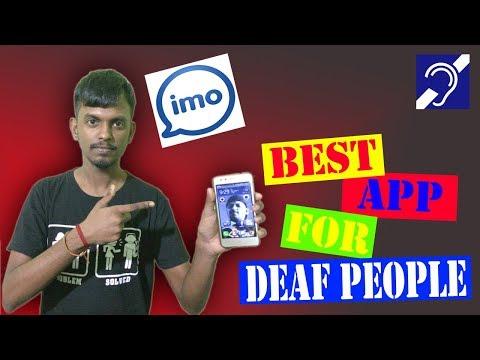 Best app for Deaf People