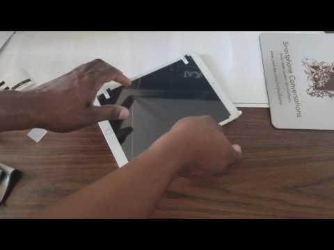 iPad Pro 10.5 TEMPERED GLASS INSTALLATION!