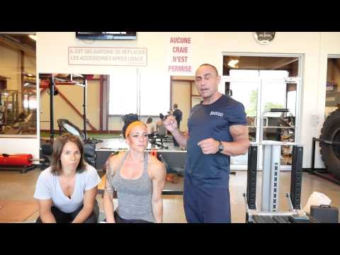 Charles Poliquin on Posture and Performance | Posturepro