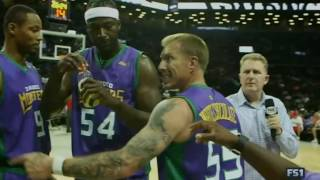 Kwame Brown FIRST BIG 3 Game! 17 Points 13 Boards! Full Highlights (A LOT OF DUNKS).