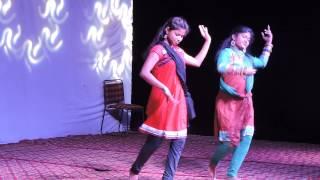 dance in JNU