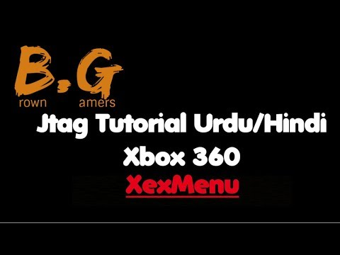 Jtag / RGH Urdu / hindi Tutorial no 1 Installing XexMenu for Xbox 360.