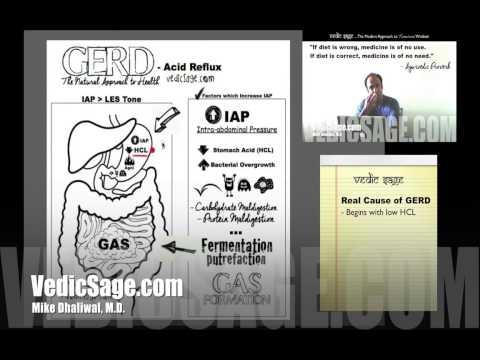 Manage Heartburn & GERD ... Naturally!