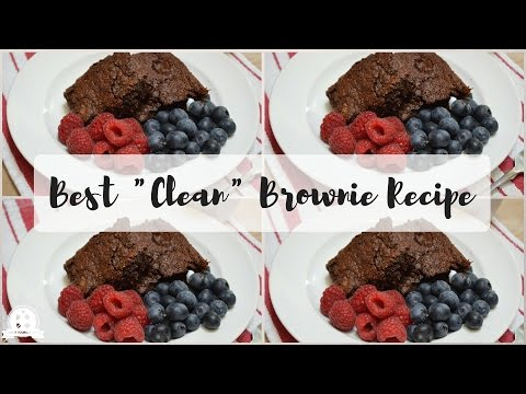 Fudgy Whole Wheat Brownies | 1/3 The Fat of Regular Brownies! Original Recipe