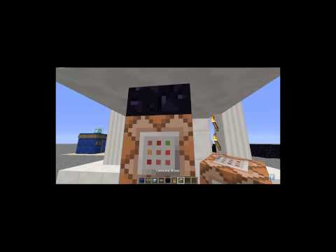 how to make a tardis (no mods or texture packs) part 1