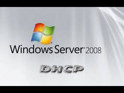 Configuring DHCP Server on Windows Server 2008