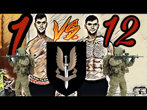 British Army SAS Workout - Fat To Fit - Part 2 Diet and Preparation