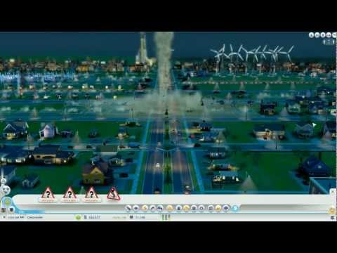 Simcity Closed Beta - How to clear a traffic jam