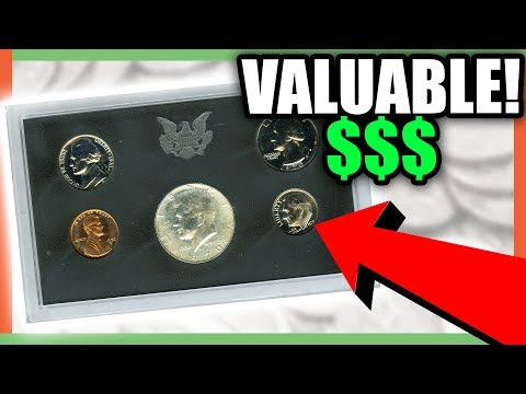 PROOF SET COINS WORTH MONEY - PROOF SETS SELLING FOR THOUSANDS!!