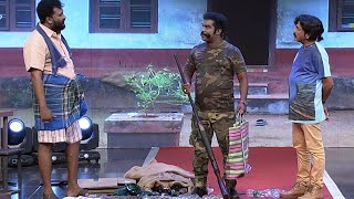 #Thakarppan Comedy   Poor Scrap dealer I Mazhavil Manorama