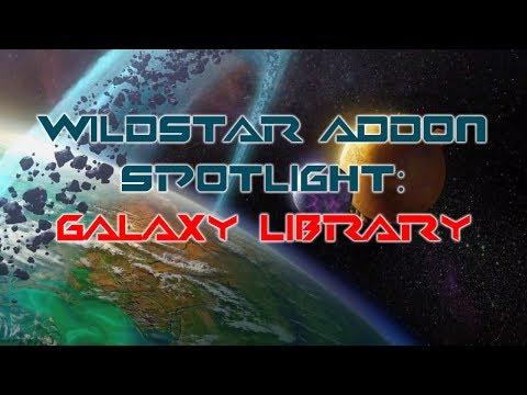 WildStar Addon Spotlight: Galaxy Library