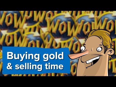 Buying gold & selling time - Talking WoW Tokens /w Scott Johnson