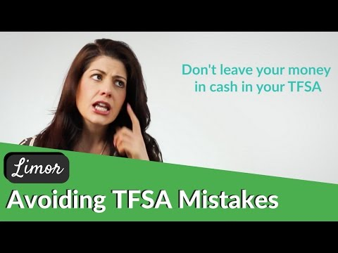 THE MOST COMMON MISTAKES OF A TAX FREE SAVINGS ACCOUNT (TFSA)