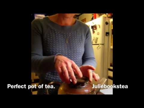 How to make a perfect pot of tea