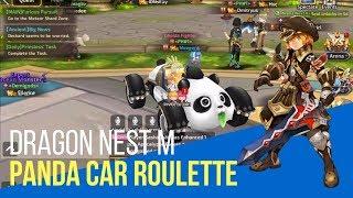 Panda Car Roulette