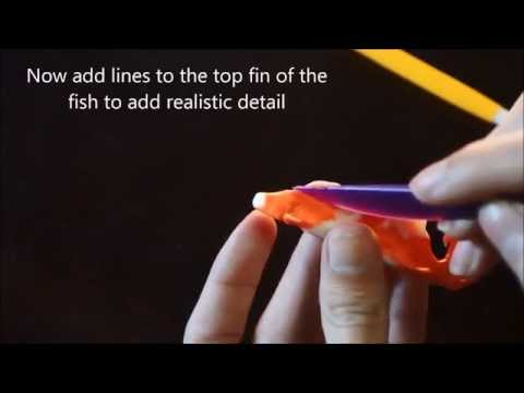 Make your own polymer clay Koi Fish!!