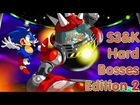 Sonic 3 & Knuckles Hard Bosses Edition 2 - Walkthrough (v400.0)