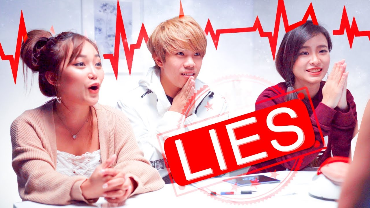 New Students Take The Lie Detector Test