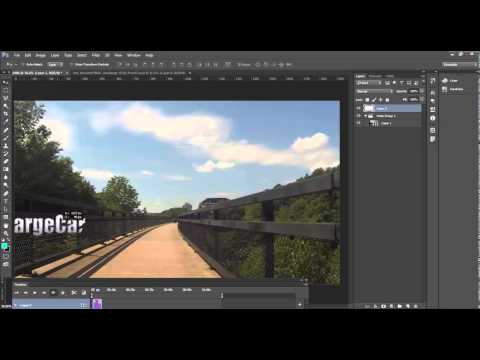 Adding a Logo (Watermark) to Video Using Photoshop