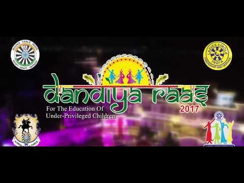 Dandiya Raas 2017 Ajmer - Presented by Round Table India & Ladies Circle India