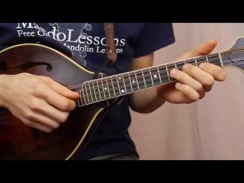 Beginner Mandolin Series (Part 8) - Learn To Play A Tune (Cindy)
