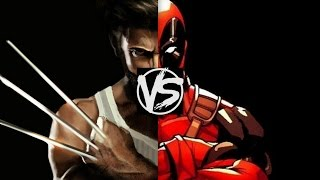 Download Deadpool VS Wolverine... Who'd Win The Fight? A Deadpool VS Wolverine Death Battle Fight! Video