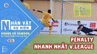 Penalty nhanh nhất lịch sử V.League và cái kết bất ngờ Giây 38 trận Thanh Hóa vs Than Quảng Ninh