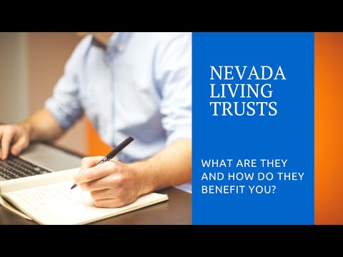 What is a Nevada Revocable Living Trust?