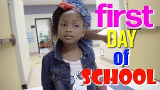 Squeeze's First Day of School | Bearded Daddy Vlog Life Ep 117