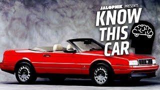 Cadillac Allanté | Know This Car