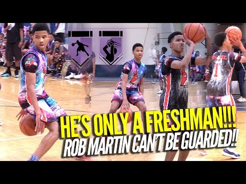 2022 PG Robert Martin Will GET IN YOUR HEAD!!! Highlights From BallIsWifeTV Camp